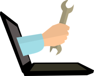 Online helping hand